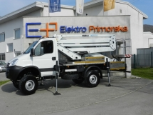 PNT205NLX+IVECO 4x4