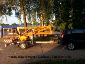 Plošina PKP9-4