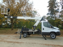 PT160+ Iveco Daily